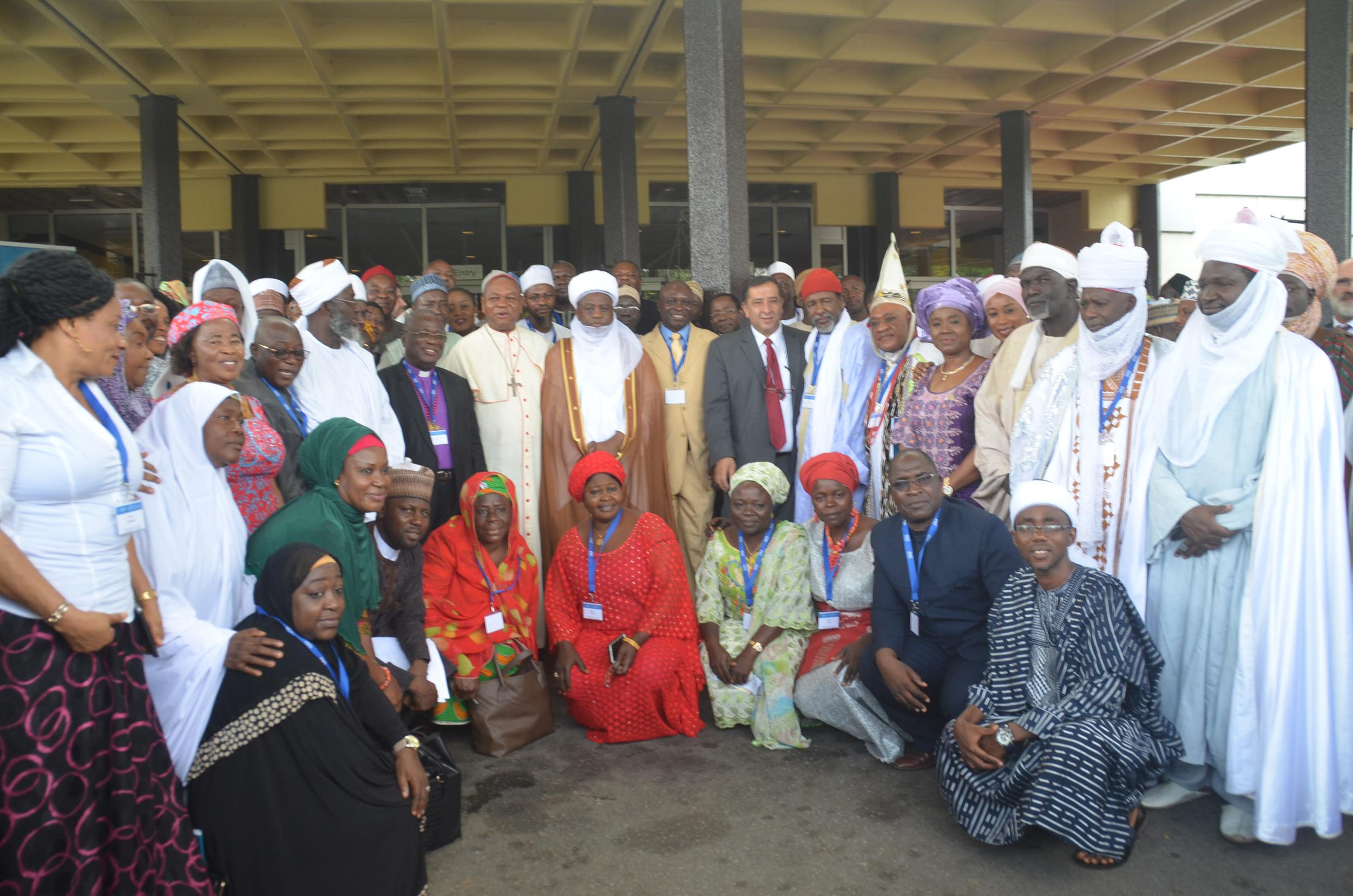 Summit on Interreligious Understanding in Nigeria