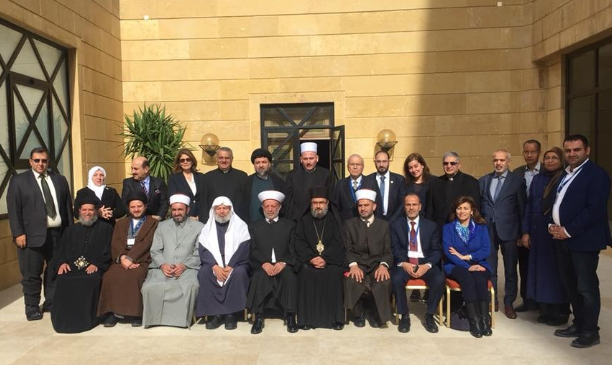 Interreligious platform for Dialogue and cooperation in the Arab World