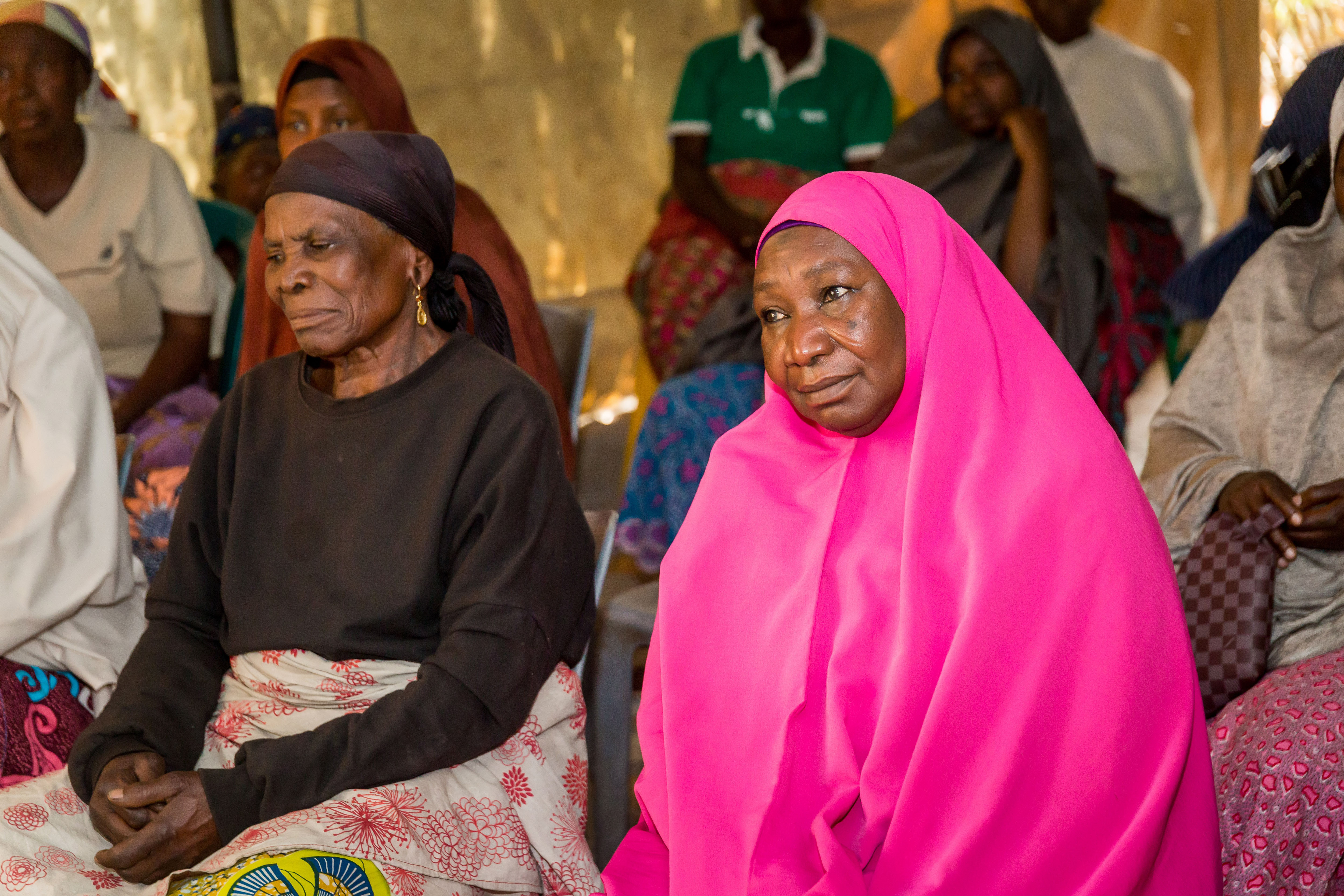 Women in Nigeria Attend a Peace and Security Training
