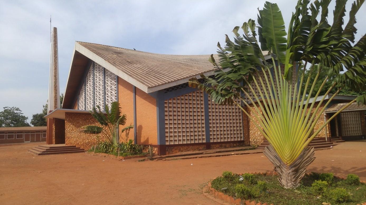Our Lady of Fatima Church, in Bangui