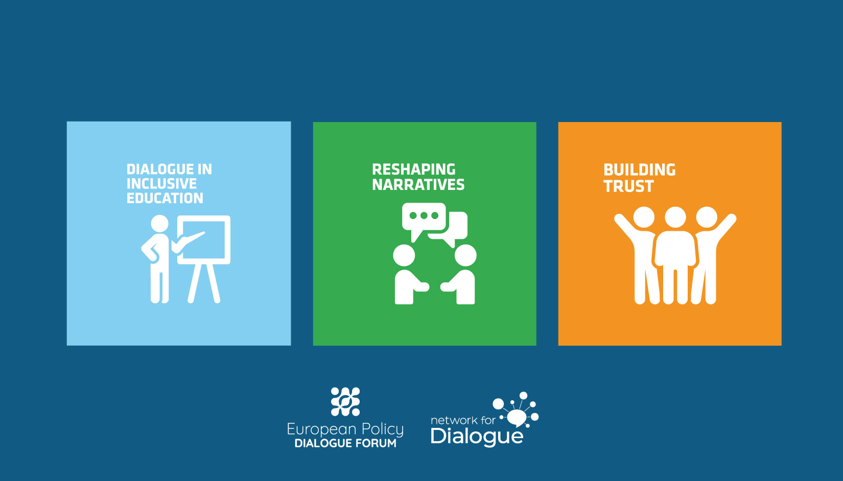 KAICIID-supported Network for Dialogue has published three policy briefs that discuss how to foster the social inclusion of refugees and migrants in Europe