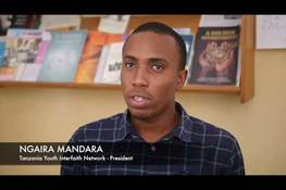Dialogue Voices: Youth involvement in interfaith activities in Tanzania