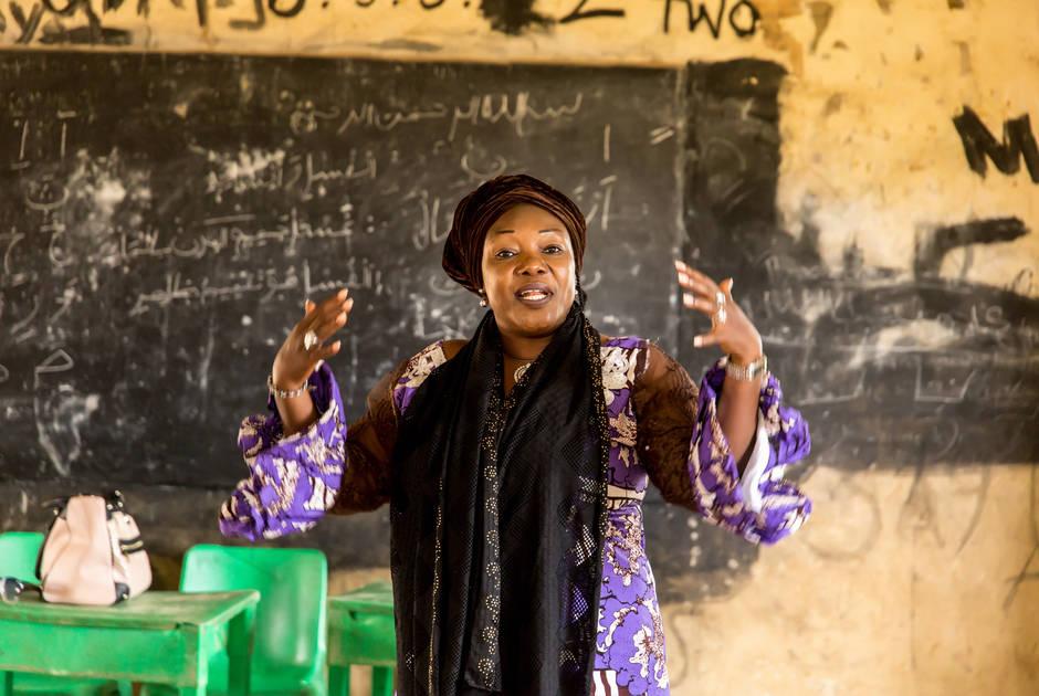 KAICIID Fellow Justina Ngwobia Teaches Women to be Peace Negotiators