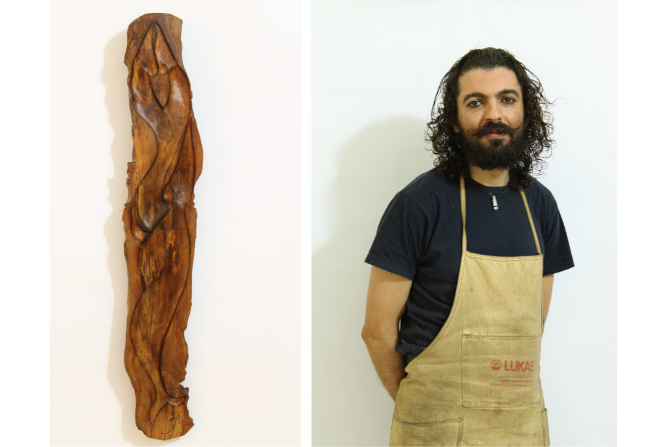 Khaled Zagdoud promotes social cohesion through art in Tunisia