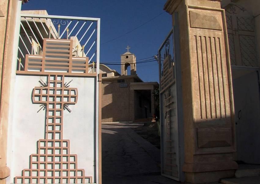 Church in Al-Shikhan.