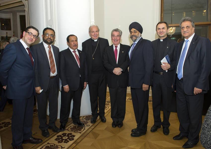 Federal President Fischer Visit Reception