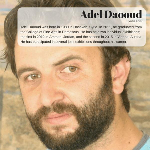Featured Artist: Adel Daooud