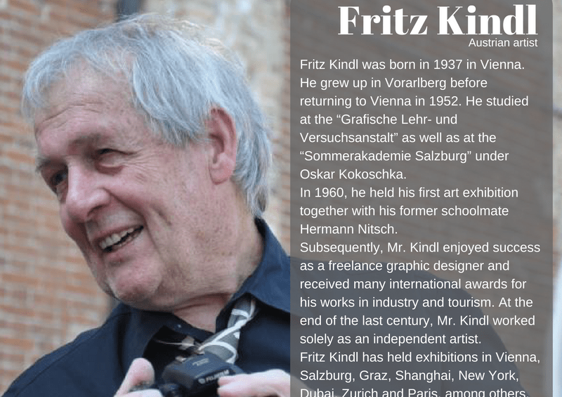 Featured Artist: Fritz Kindl