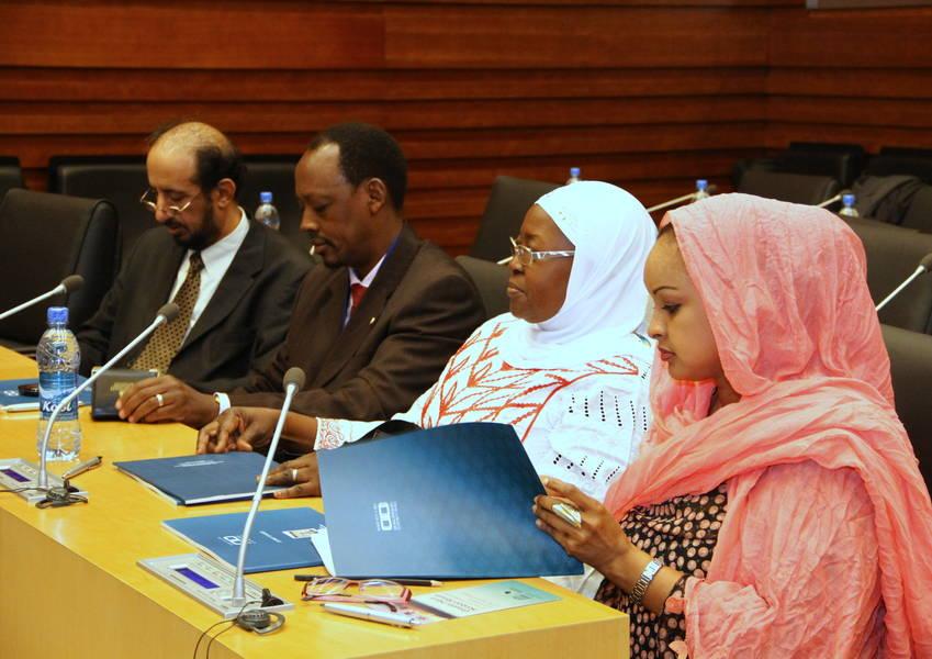 KAICIID Regional Conference on Education, Addis Ababa, Ethiopia, July 2013. Photo: KAICIID
