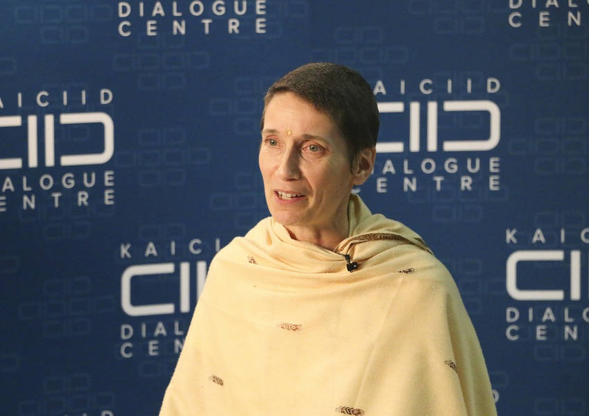 Parliament of the World's Religions KAICIID 12