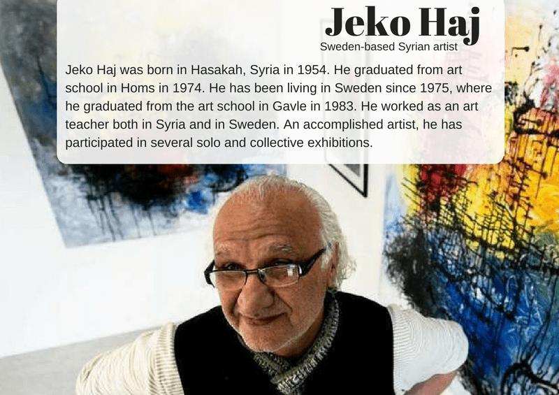 Featured Artist: Jeko Haj