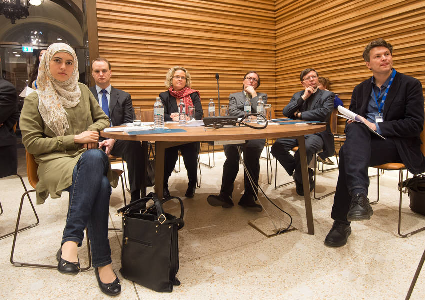 """KAICIID Dialogue: Lenses of Perception: """"The Image of the Other"""" in the Digital Media Age"""