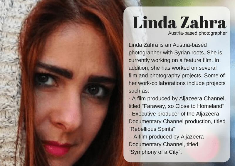 Featured Artist: Linda Zahra