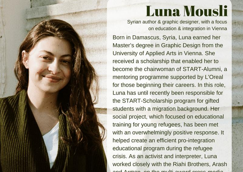 Featured Artist: Luna Al-Mousli