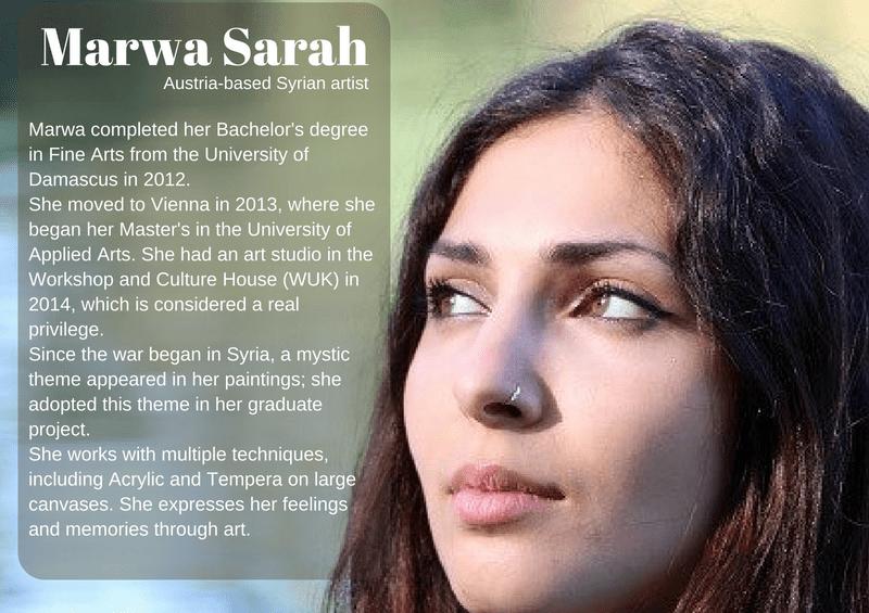 Featured Artist: Marwa Sarah