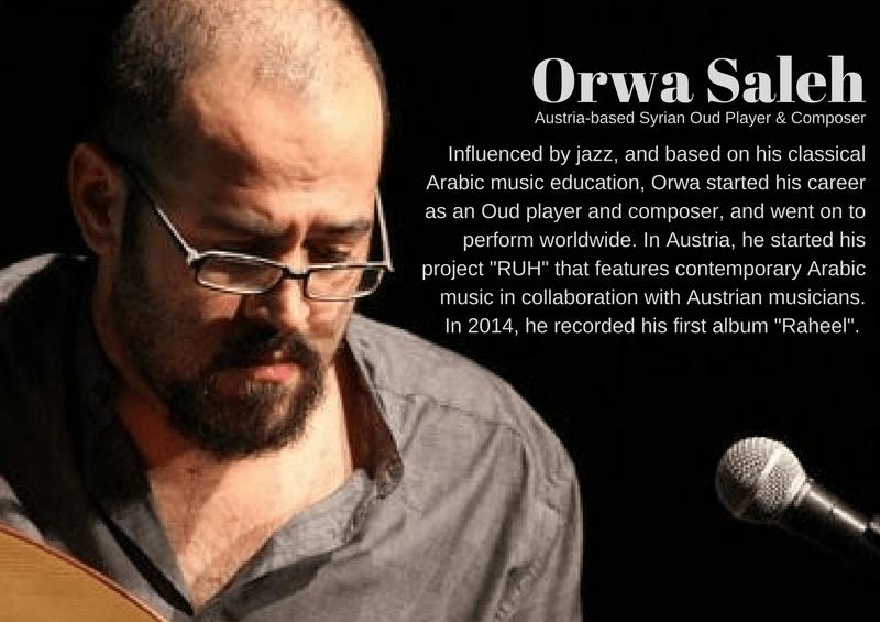 Featured Artist: Orwa Saleh