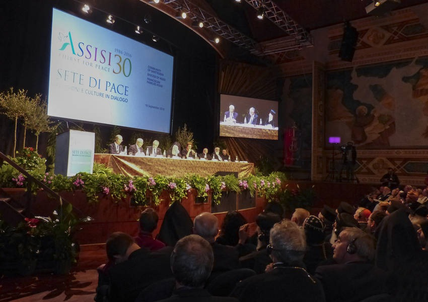 Assisi Conference Panel Discussion