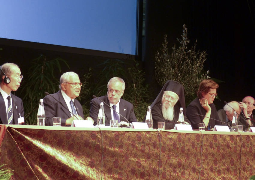 Assisi Conference Panel Discussion featuring KAICIID BoD Member Mohammed Sammak