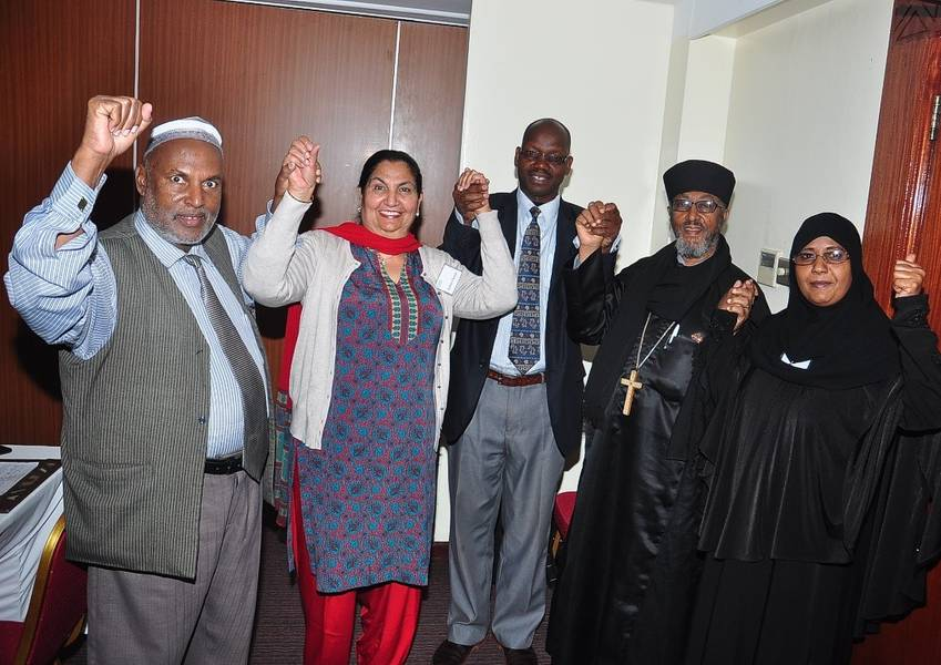 Participants encouraged KAICIID to broaden its training throughout East Africa, and to help support journalists through training in their efforts to strengthen reporting about religion.