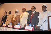 Opening Ceremony of the the National Inter-Faith Dialogue meeting