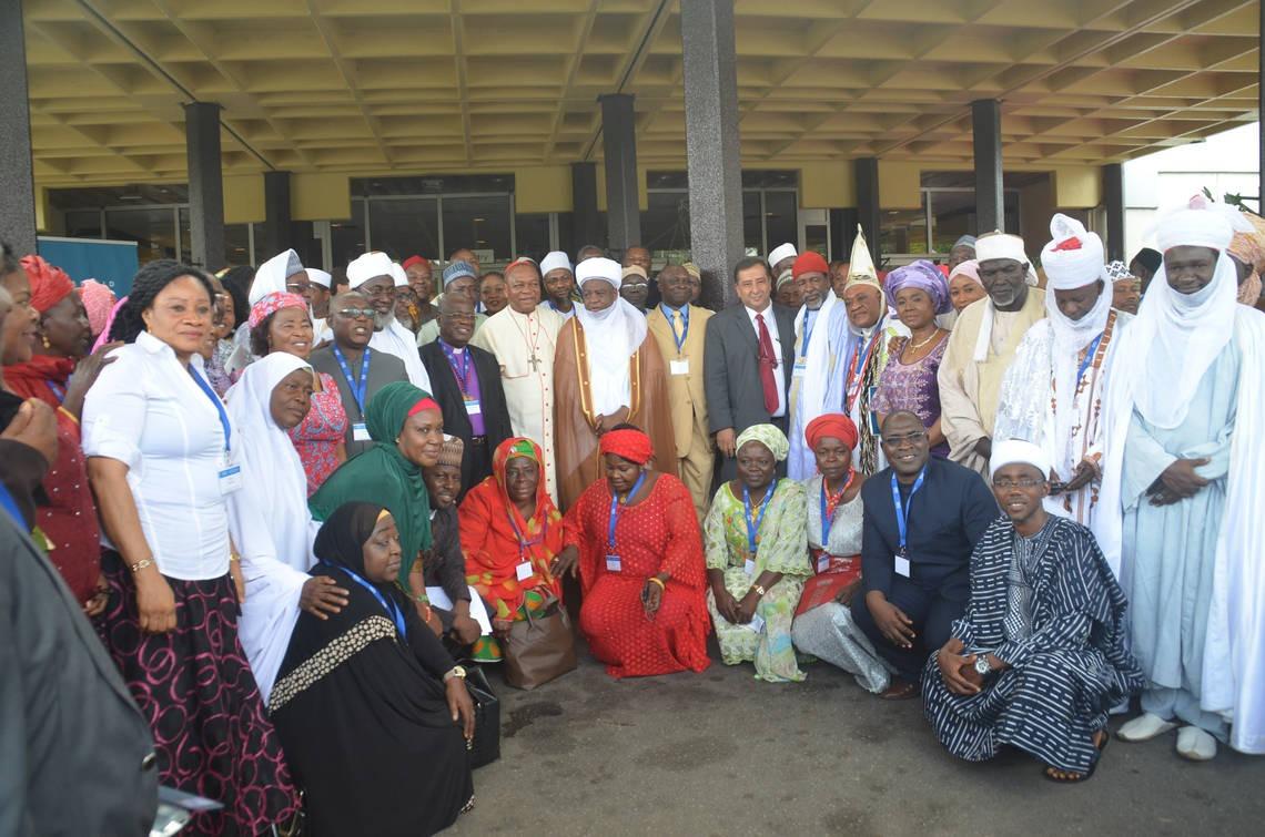 Peace and Reconciliation Through Interreligious Dialogue in